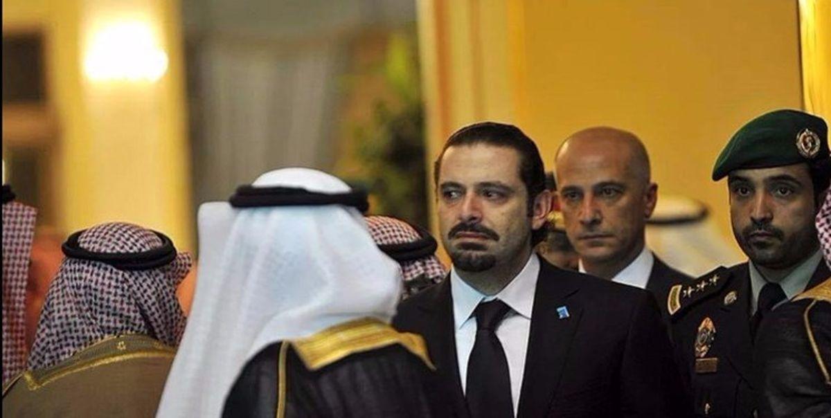 دلیل سفر سعد الحریری به امارات