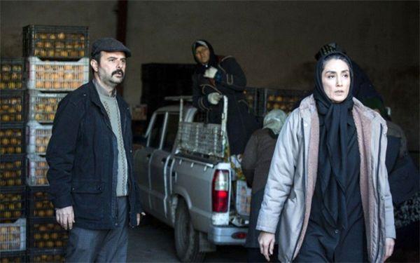 «روزهای نارنجی» هدیه تهرانی را راهی آلمان کرد+عکس