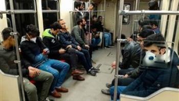 روش های عجیب برای قاچاق مواد مخدر در متروی تهران