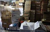 کشف بیش از ۶ میلیون لوازم بهداشتی احتکار در اهواز