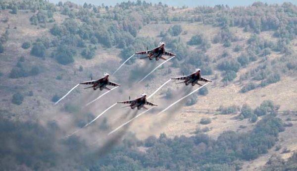 بمباران مناطقی در شمال عراق از سوی ترکیه