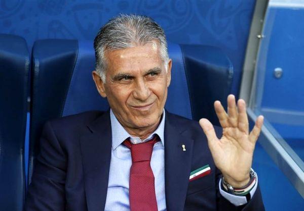 کارلوس کیروش با فدراسیون فوتبال ایران به توافق رسید