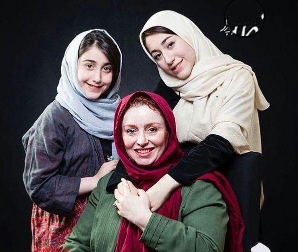 دختران زیبای ژاله صامتی+عکس