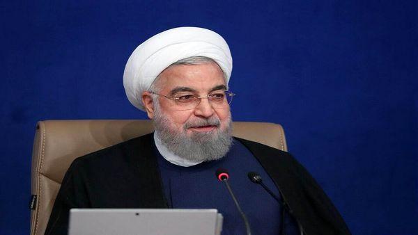 روحانی: افزایش تولید و ایجاد اشتغال پایدار از اولویتهای اصلی دولت تدبیر و امید است