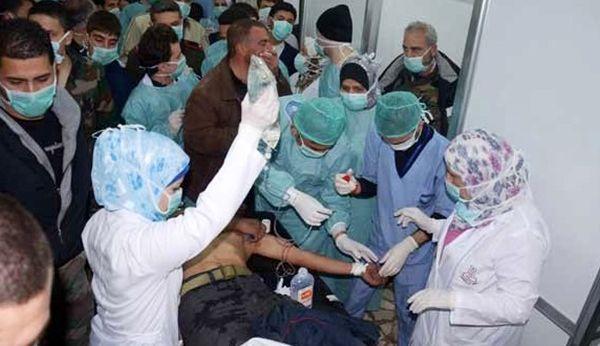 رد پای دو افسر قطری در حمله شیمیایی به سوریه