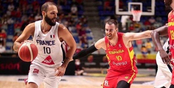 باخت رقیب المپیکی تیم ملی بسکتبال کشورمان