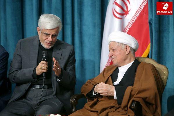 تفاوت نظر کارگزاران با پدر معنوی/ «هاشمی رفسنجانی» هم به دنبال نامزد جایگزین برای «روحانی»
