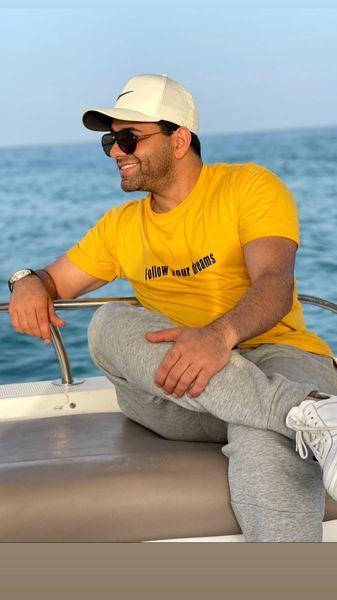 دریا نوردی رضا بهرام + عکس