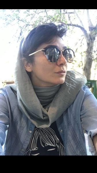 ظاهر جدید مینا وحید + عکس