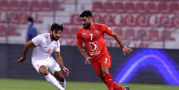 غیبت مهرداد محمدی ضربه سنگینی به العربی وارد میکند