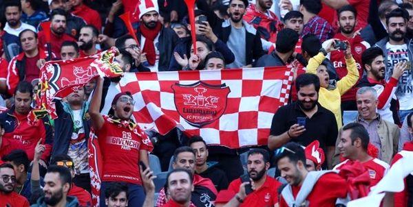 هماهنگی ایرانیهای ساکن ژاپن برای حمایت از پرسپولیس در بازی با کاشیما