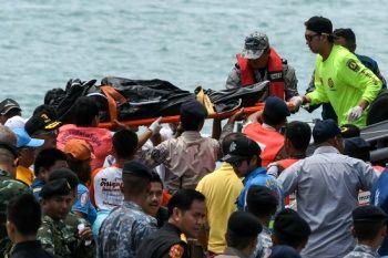 41 کشته و 15 مفقود بر اثر غرق شدن قایق گردشگران در آبهای تایلند