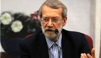 علی لاریجانی پیروزی آیت الله رئیسی را تبریک گفت