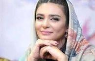 لیندا کیانی در کمپین #میخوام_اگه_عروس_شدم_ببینم_چه_ریختی_میشم