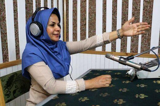 مصاحبه اولین زنِ گزارشگر ورزشی ایران با شبکه عربزبان