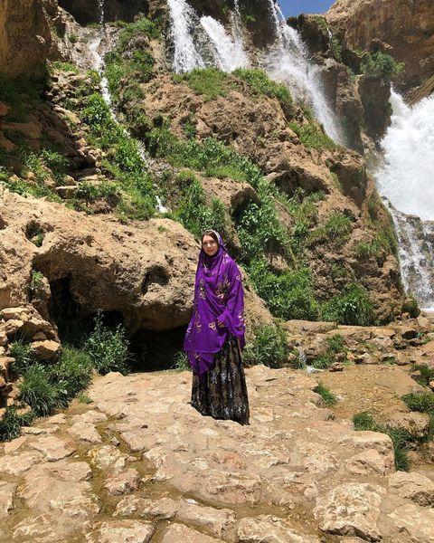 عکس زیبای شهرزاد کمال زاده