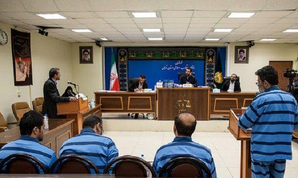 ۲۱ آبان جلسه بعدی دادگاه صرافان