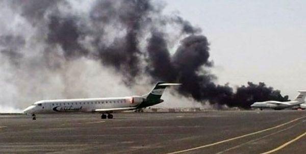 حمله پهپادی به فرودگاه «ابها» در عربستان