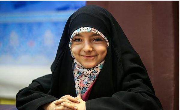 تلاوت کل قرآن با صدای دختر نابغه ایرانی