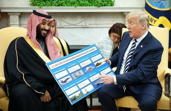 احتمال محدود شدن قراردادهای نظامی آمریکا با عربستان در اثر پرونده خاشقجی