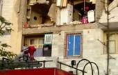 انفجار یک برج مسکونی در «واوان»