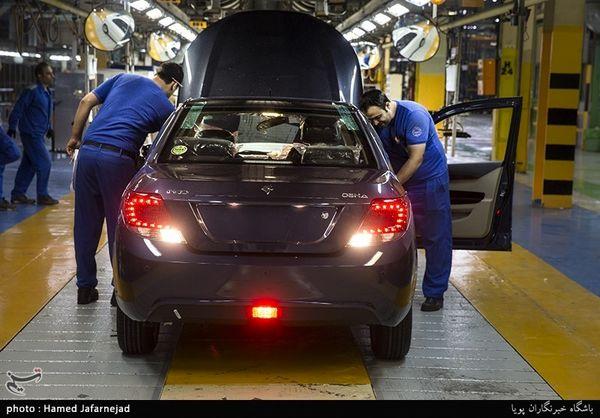 قیمت های جدید انواع محصولات ایران خودرو اعلام شد+ جدول