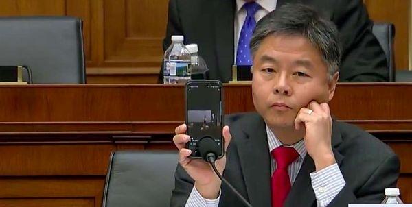 اراجیف نماینده کنگره آمریکا درباره ایران