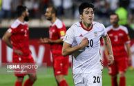 آزمون جواب درخواست بازگشتش به تیم ملی فوتبال  را داد