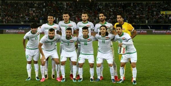 رسن و طارق در ترکیب احتمالی عراق مقابل چین+عکس