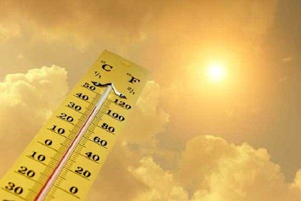 رکورد گرما زده شد؛ دمای ۵۱ درجه ۴ شهر خوزستان