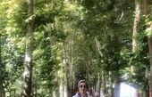 استایل شبنم قلی خانی بعد از یک ساعت دویدن + عکس