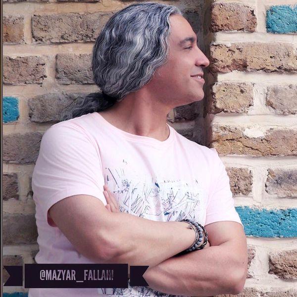 موهای مجعد آقای خواننده + عکس