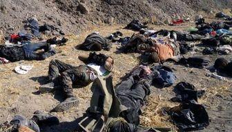 5 فرمانده داعش به هلاکت رسیدند