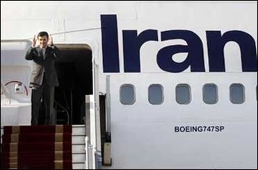 سفر احمدی نژاد به آذربایجان غربی