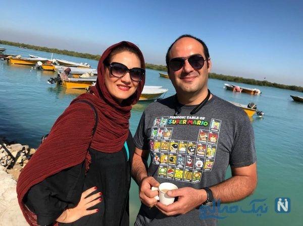 اینستاگرام :انتشار اولین عکس خانم بازیگر با برادرش