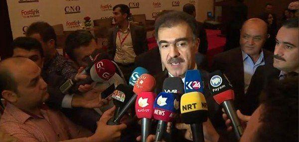 مخالفت اقلیم کردستان با درخواست سرلشگر باقری