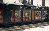 قدیمیترین کافه جهان در فرانسه
