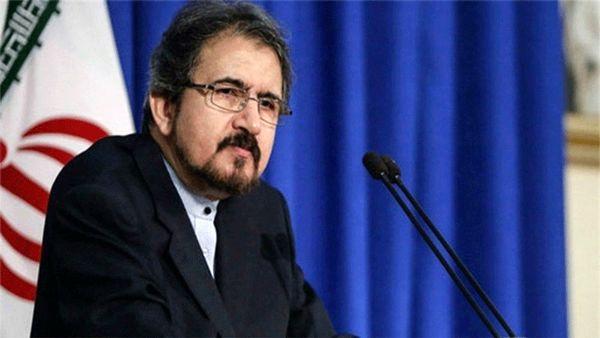 واکنش ایران به تحریمهای جدید آمریکا