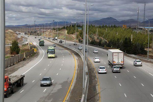 سه میلیون و 400 هزار تردد وسایط نقلیه در همدان