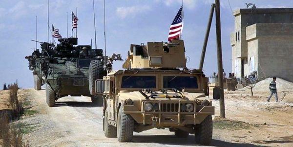 دو کاروان ارتش آمریکا در عراق هدف قرار گرفت