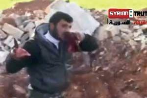 اوج گیری ابراز انزجار نسبت به یک گروه مخالف اسد