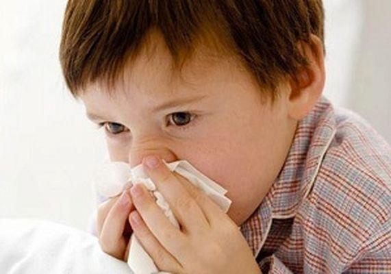 درمان سرماخوردگی کودکان با طب سنتی
