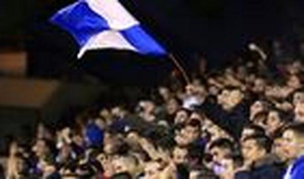 یک تماشاگر در ورزشگاه ریازور درگذشت