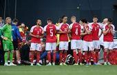 کاری بزرگ برای اریکسن در بازی دانمارک-بلژیک