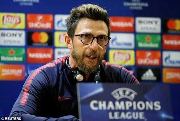 بعد از معجزه برابر بارسلونا؛ دیفرانچسکو: چرا به فینال فکر نکنیم؟