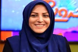 وقتی المیرا شریفی مقدم روسری اش را با کیف و رومیزی ست می کند!
