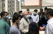 درد دل مردم با رئیس مجلس در فاز ۸ پردیس + فیلم
