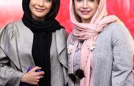 ست کردن شبنم قلی خانی و مارال فرجاد+عکس