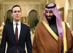 ارتباط داماد ترامپ با ولیعهد عربستان در واتساپ