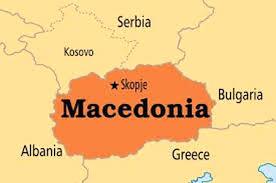 مقدونیه دعوت شد!